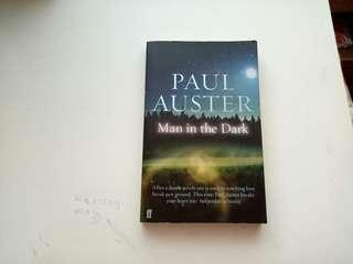 Paul Auster man in the Dark book
