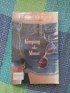 garage book - Keeping the Moon