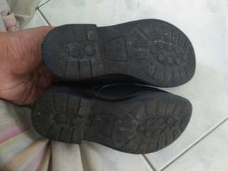 Authentic GiBi  Black shoes pre love for boys