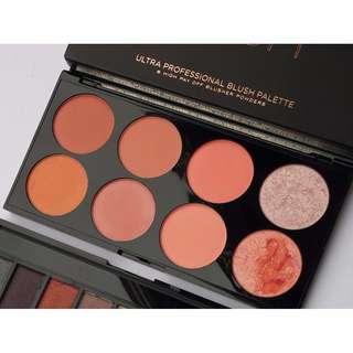 ✨ INSTOCK SALE: Makeup Revolution Ultra Blush Palette Hot Spice