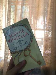 Sophie Kinsella's Can You Keep a Secret?