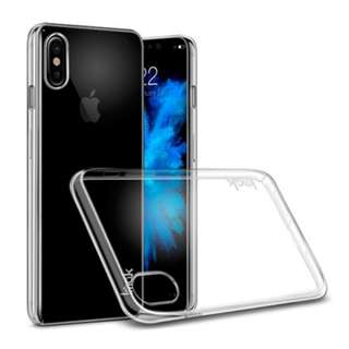 Iphone X Crystal Case Transparent 400