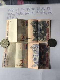 Duit lama old coins