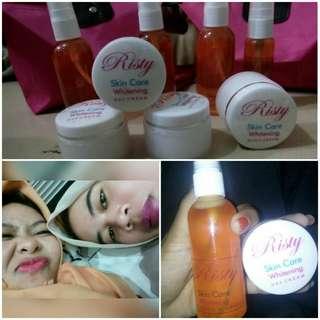 Cream Risty Skincare