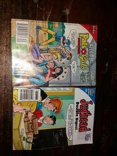 Jughead Double Digest #181 & Archie Pals n' Gals #