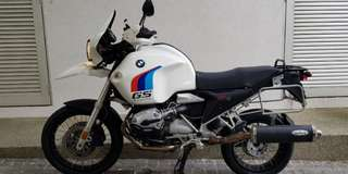 BMW R1200GS Paris Dakar COE Renewed