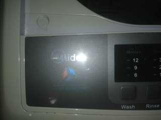 smart touch digital washing machine