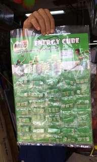 Milo Energy Cube