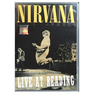 NIRVANA - Live At Reading DVD