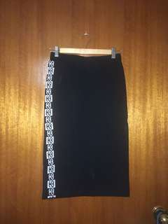 STUSSY LONG SKIRT