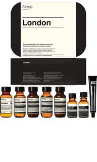 Aesop London Travel Kit