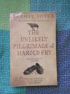 garage book - The Unlikely Pilgrimage of Harold Fry