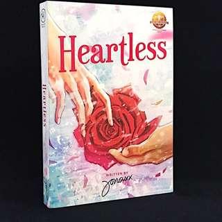 Heartless Uncut ( 3pcs Left)