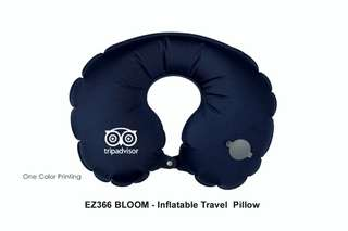 Wholesale BLOOM - Inflatable Travel Pillow