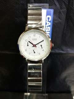 "LTP-E314D-7B卡西歐品牌手錶""Casio""日本機芯一年保養"
