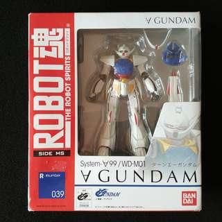 Robot 魂 Turn A Gundam