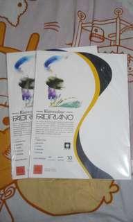 Fabriano Watercolor Paper