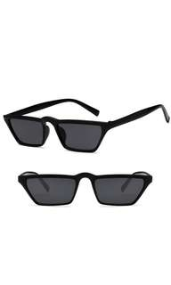 READYSTOCK BLACK MENTHA SUNGLASSES