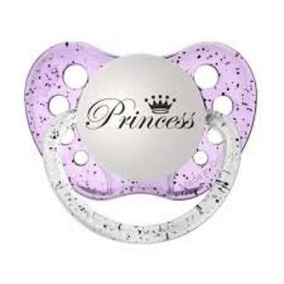 Ulubulu Pacifier | Purple PRINCESS