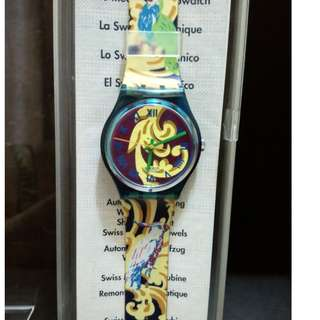 SWATCH Standard Perroquet Watch