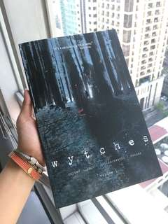 Wytches by Scott Snyder (Graphic Novel)