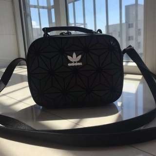 Adidas 3D Mesh Sling Bag