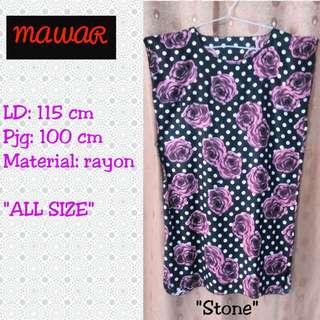 Dress Mawar