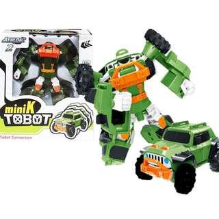 Mainan Robot TOBOT MINI K