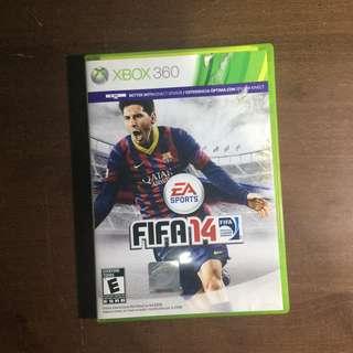 Xbox 360 | FIFA '14