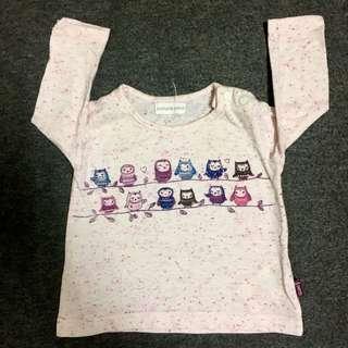 Pumpkin Patch shirt & BabyGap dress
