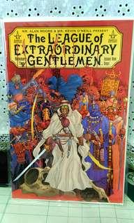 The League Of Extraordinary Gentlemen. Vol. 2 issue #1.