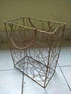 BN Metal Basket / Bag