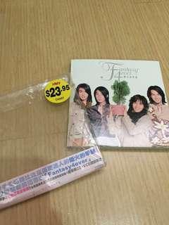 F4 Fantasy Forever CD
