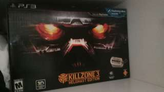 Killzone 3 Helghast Edition (Collector/Limited)