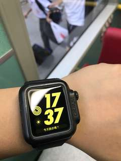 Apple Watch Series 2 42mm with catalyst case