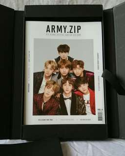 BTS 4TH ARMY KIT GLOBAL MEMBERSHIP PHOTOBOOK ALBUM OFFICIAL
