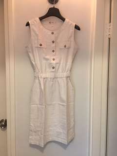 西班牙品牌 White Dress
