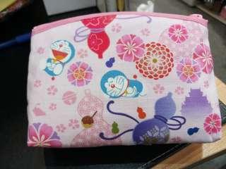 日本限定 Doreamon 化妝袋