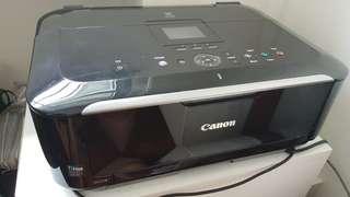 Canon Scanner. Canon printer