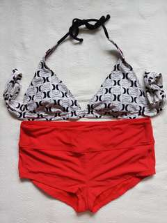 Two-Piece XL Swimsuit