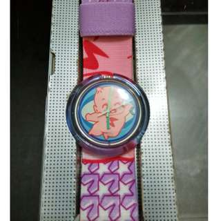 SWATCH SUPER BABY Swatch Flying baby Midi Pop