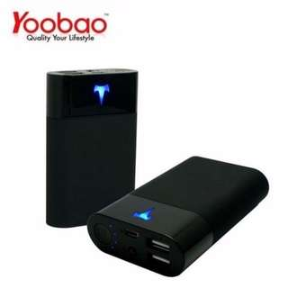 Yoobao T1 10200mAh Powerbank