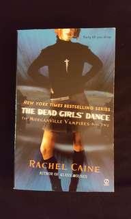 The Morganville Vampires ~ The Dead Girls' Dance by Rachel Caine