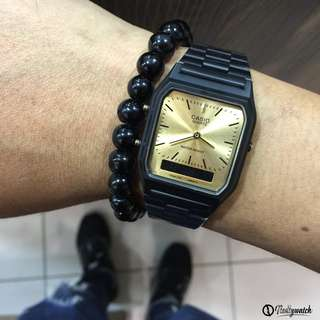 Casio Dual Time (PROMO RAYA)