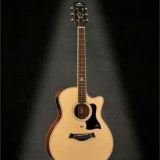 Promo gitar bayar 199 rb 6 bulan aja guys