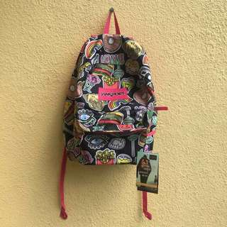 JanSport large bagpack