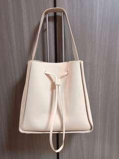 Forever21 bucket bag