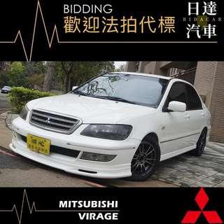 MITSUBISHI VIRAGE 1.8 2003