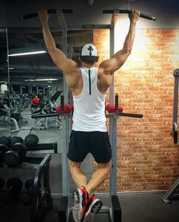 In search of a male gym buddy, mentor (vacancies)