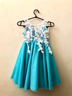 Kids gown for Rent